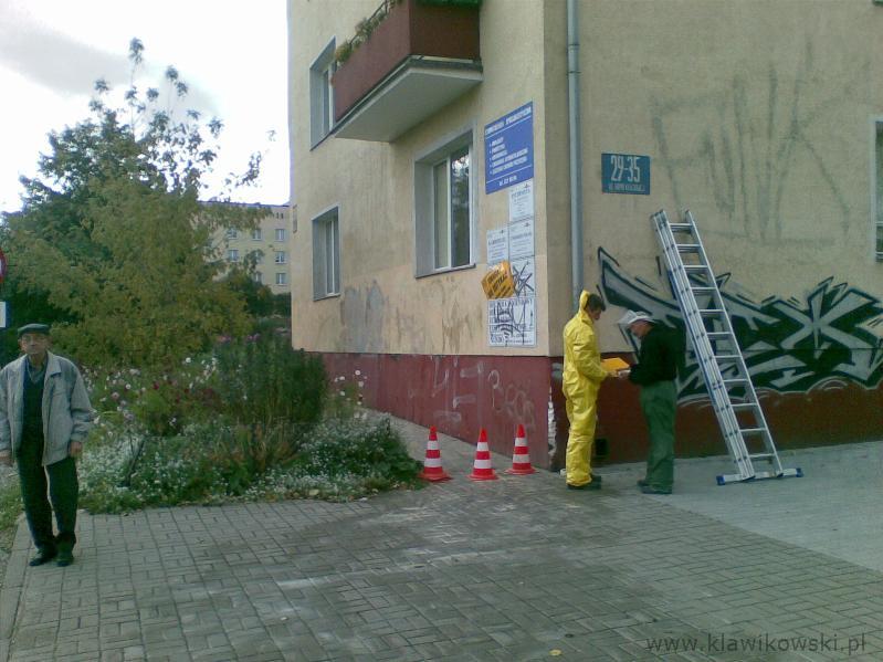 Usuwanie graffiti - 14 - 24