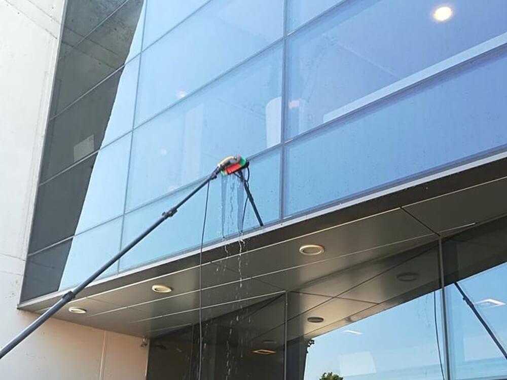 Mycie szkła i aluminium - 2