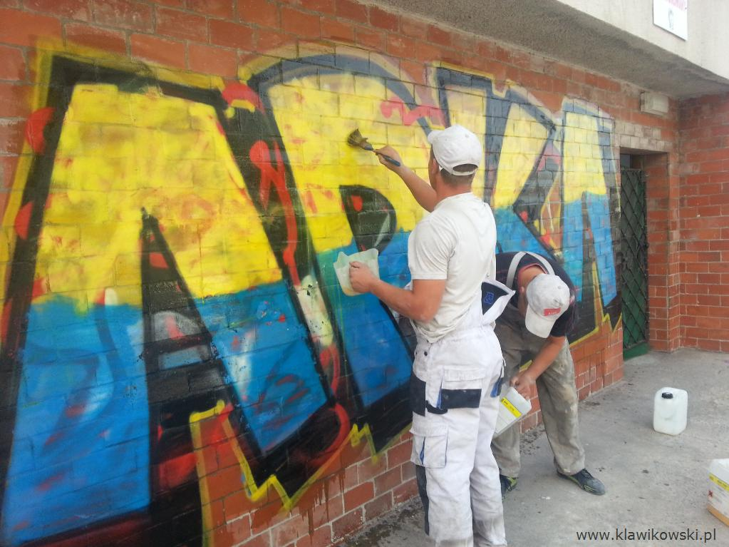 Usuwanie graffiti - 21 - 4